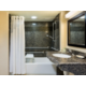 ADA/Handicapped accessible Guest Bath with mobility tub