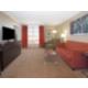 King Executive Living Area