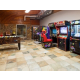 Video Arcade off of Family Friendly pool area