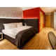 Our accesible guest room is located on the ground floor
