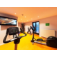 Our 24 h mini-gym free of charge for our guests