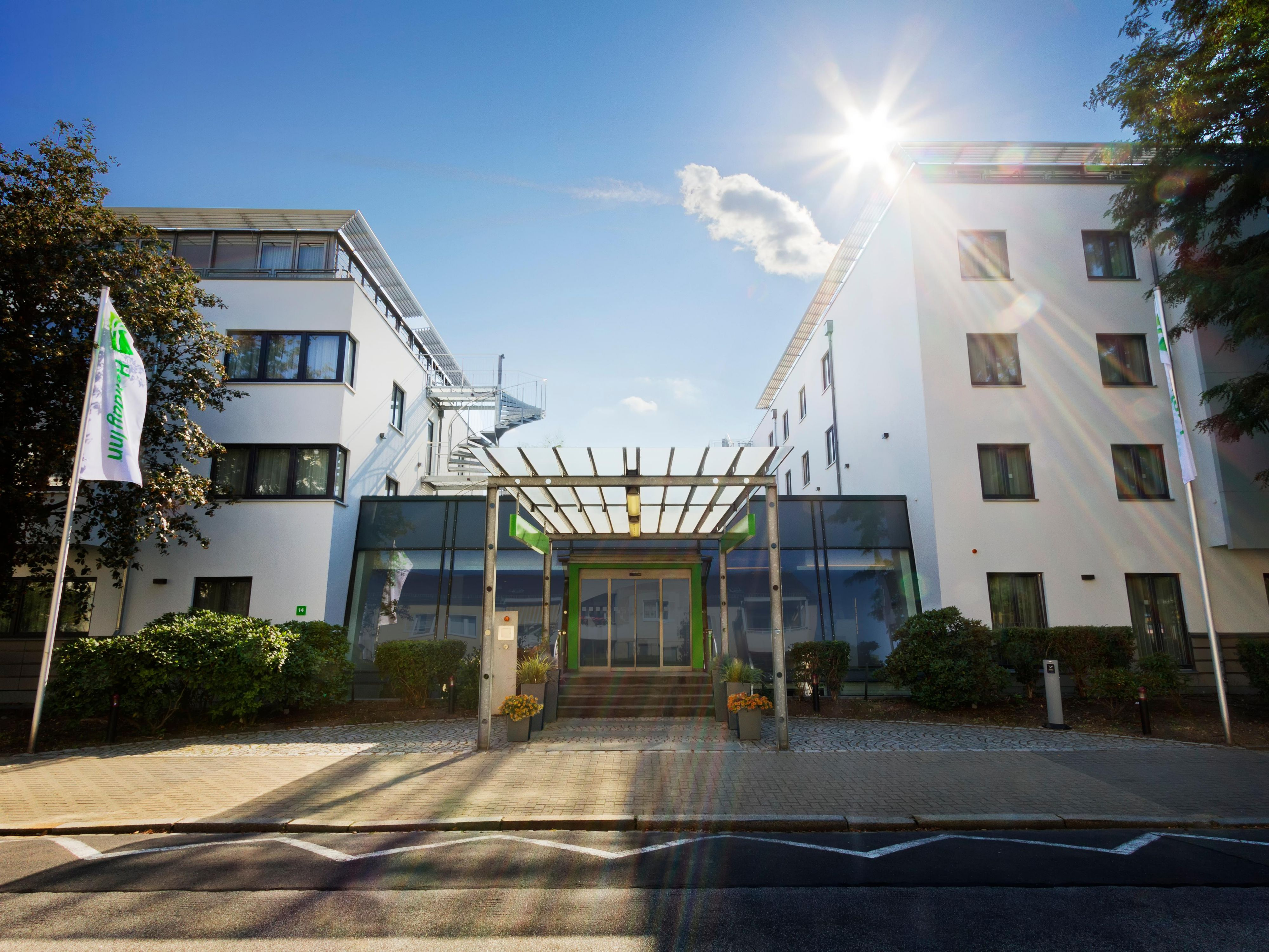 Hotels Near Dresden Holiday Inn Dresden City South