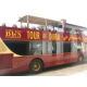 Big Bus Tour round Dubai