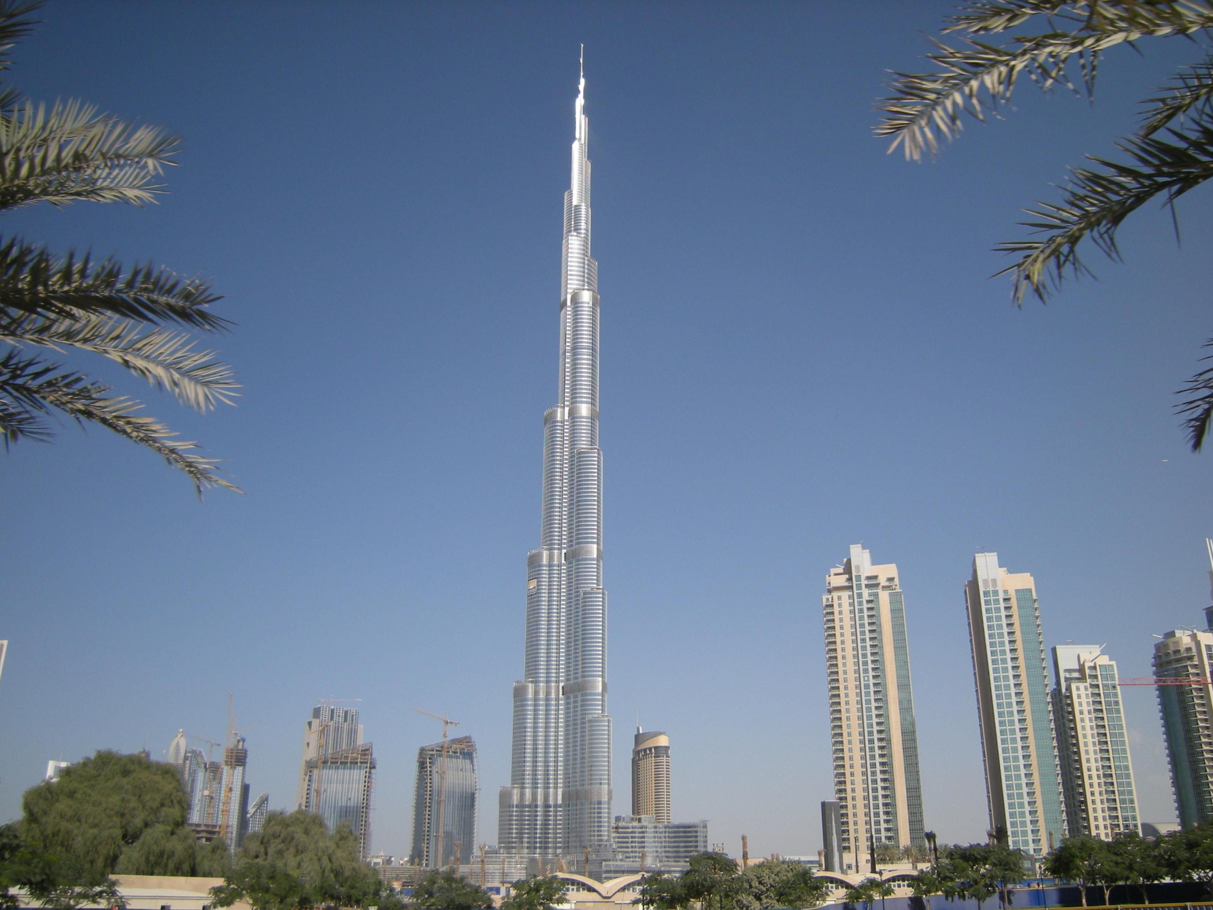 Don't miss Burj Khalifa, world's tallest tower