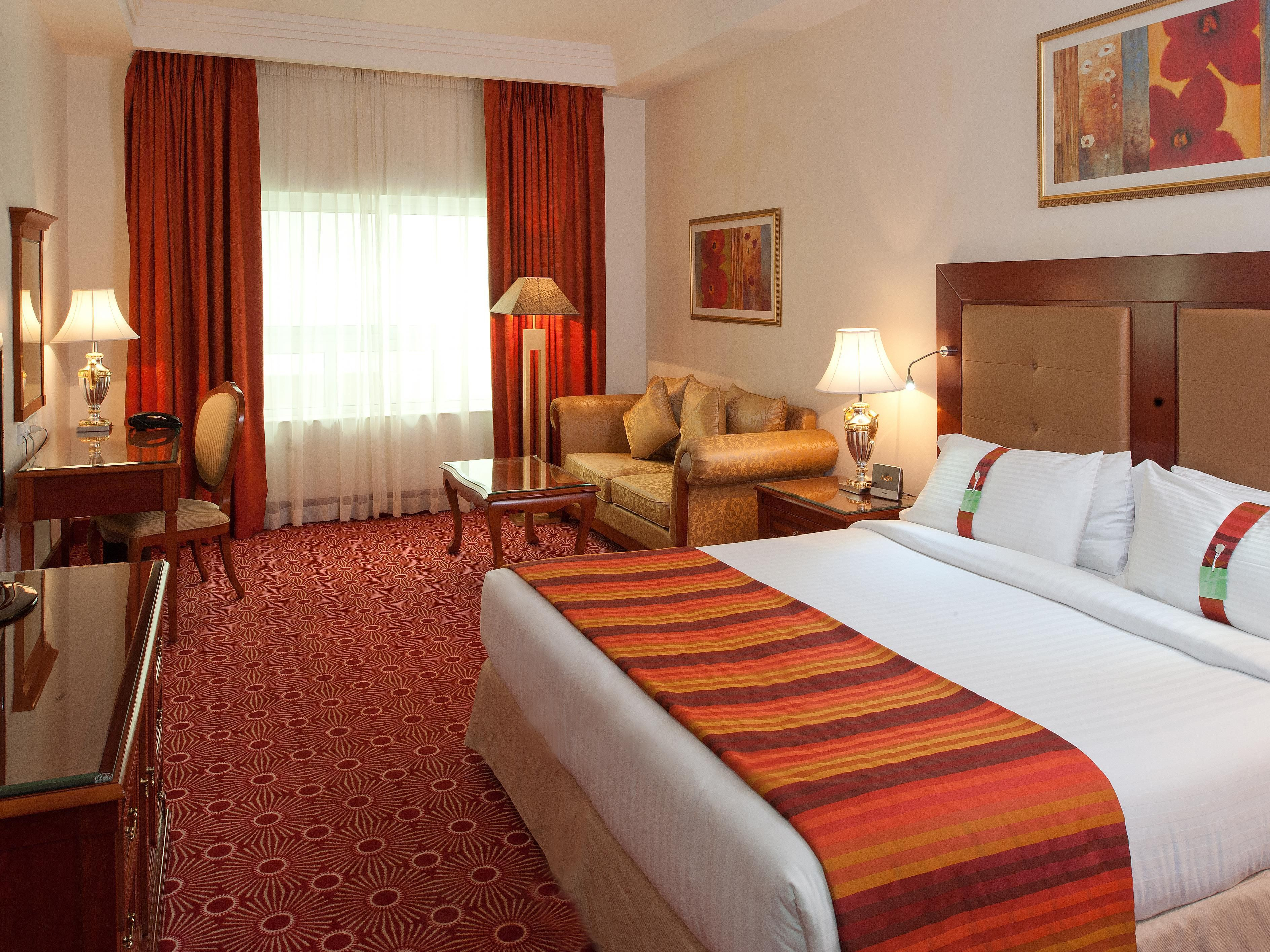Stay Relaxed in our spacious & well appointed rooms