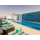 Get fit in the swimming pool at Holiday Inn Dubai - Al Barsha