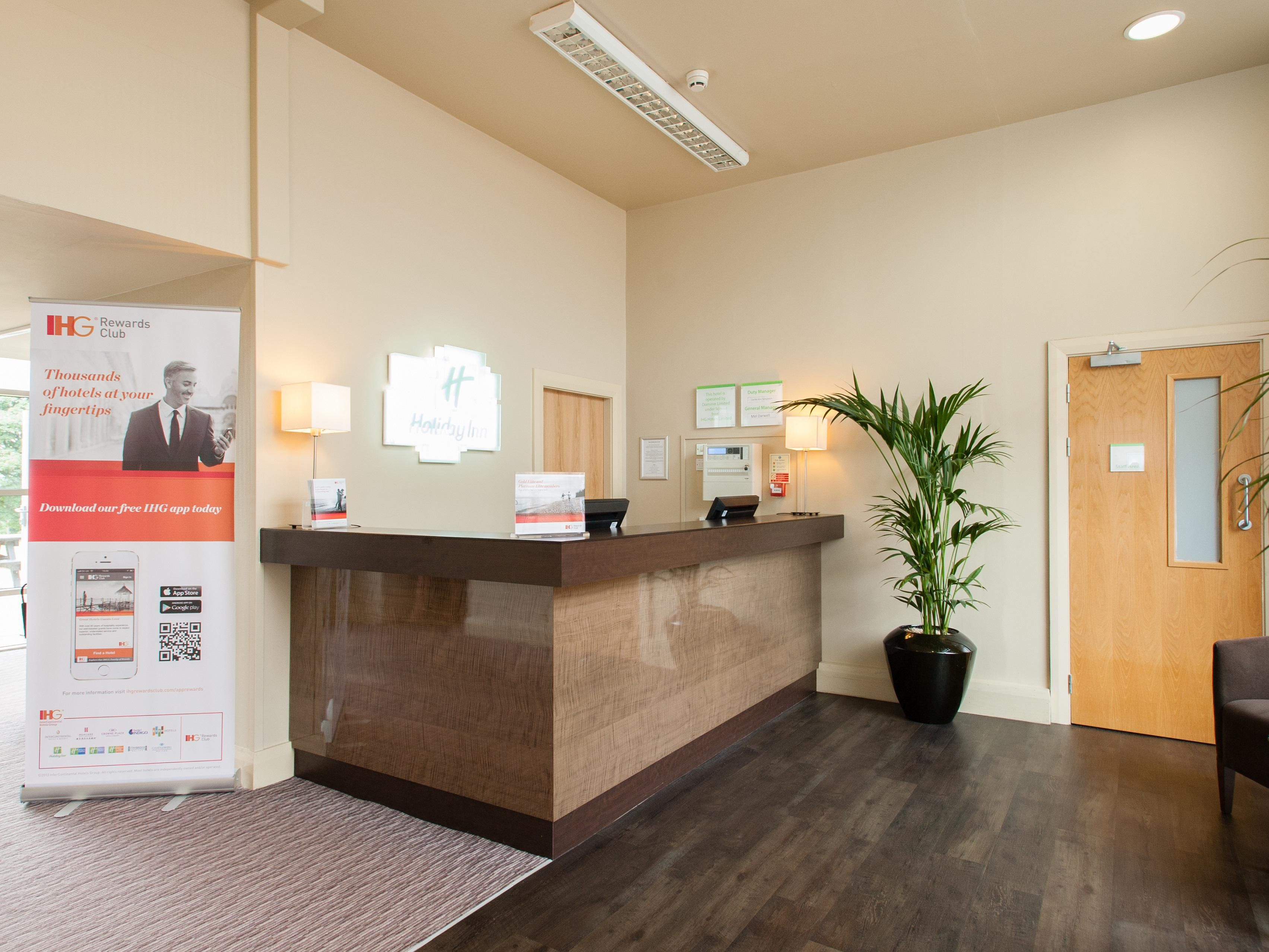 Holiday Inn Dumfries Concierge