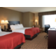 Two Queen Executive Room at Holiday Inn Eau Claire South
