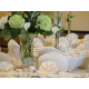 Wedding Reception Set Up at Holiday Inn Eau Claire South