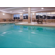 Swimming Pool Area Holiday Inn Eau Claire South
