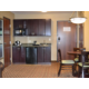King Executive Suite Kitchenette at Holiday Inn Eau Claire South