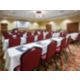 Meeting Set Up at Holiday Inn Eau Claire South