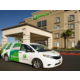 The Holiday Inn El Paso Airport and Complimentary Shuttle Service