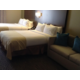 Relax in our Spacious Double Queen Room with Sofabed