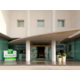 Entrance to Holiday Inn Elche