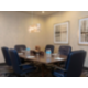 Our intimate board room is perfect for your next business meeting.