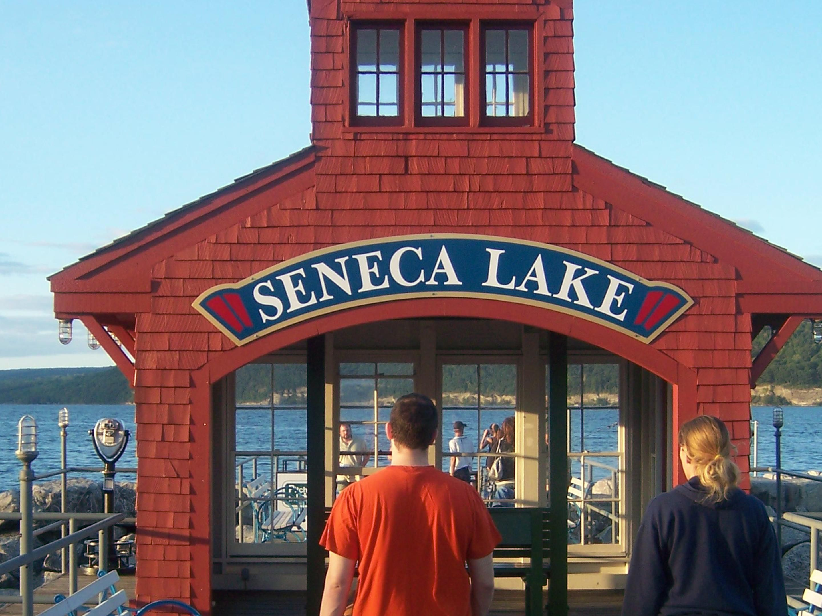Seneca Lake, Watkins Glen