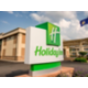 A familiar sign to all travelers! Welcome to Holiday Inn Elmira