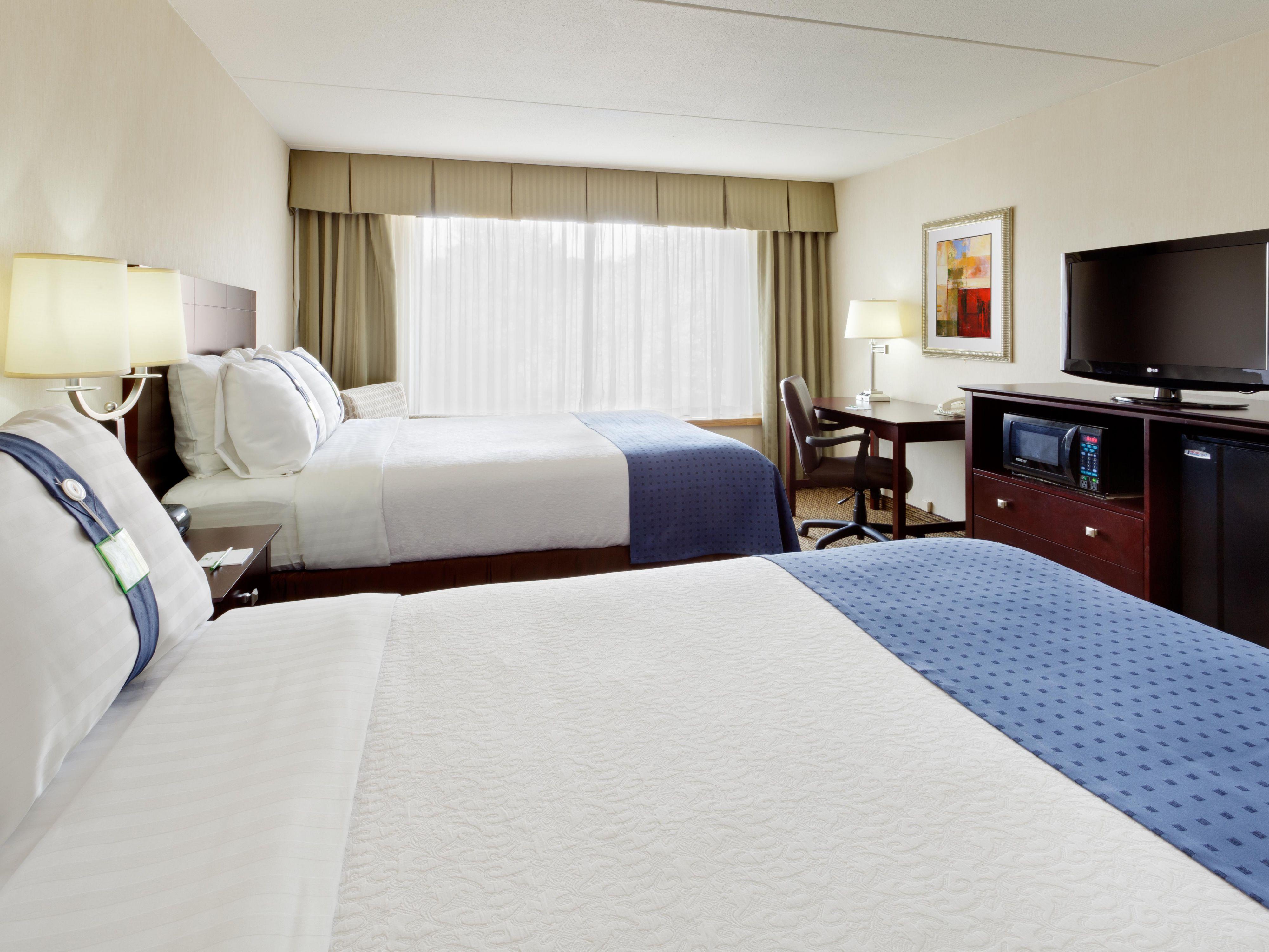 Holiday Inn Springfield South Enfield Ct faciliteiten vergelijken #614733
