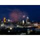 Cincinnati Downtown & Paul Brown Stadium