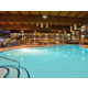 Our 60,000 Gallon Indoor swimming Pool or Relax in our Hot Tub