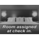Room type assigned at check in