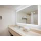 Standard King or Queen Bed Rooms Bathroom
