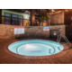 Relax in our Whirlpool in the Fundome