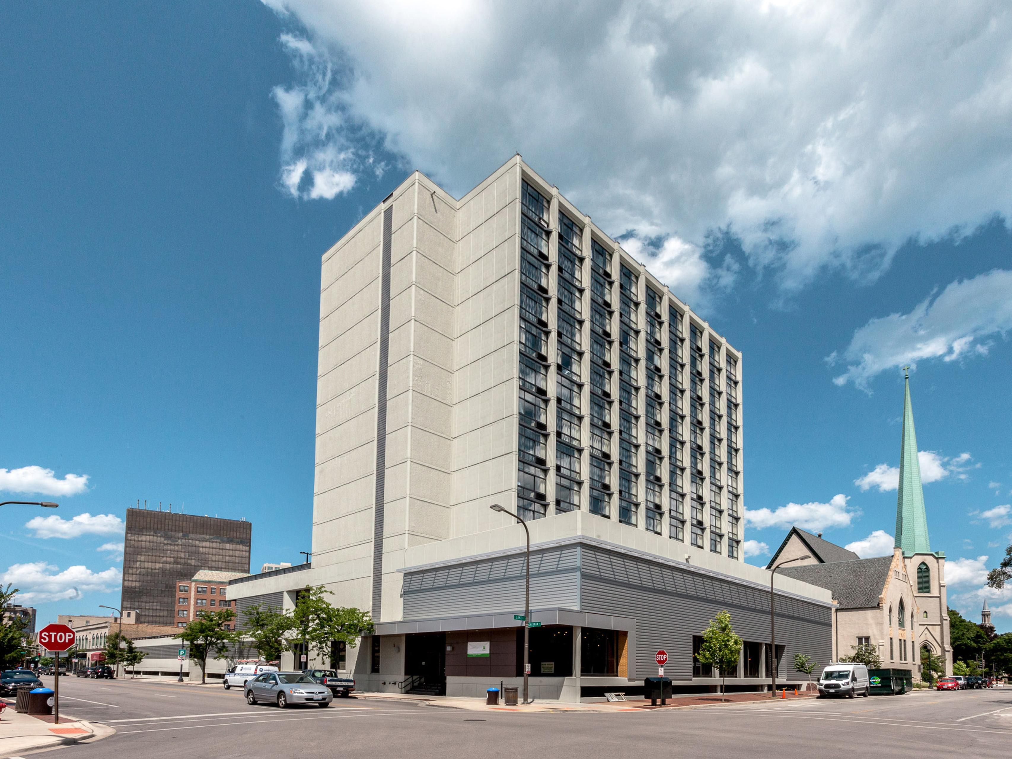 Evanston Hotels Near Northwestern University Holiday Inn Chicago
