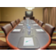 Our boardroom is state of the art at the Holiday Inn Evansville