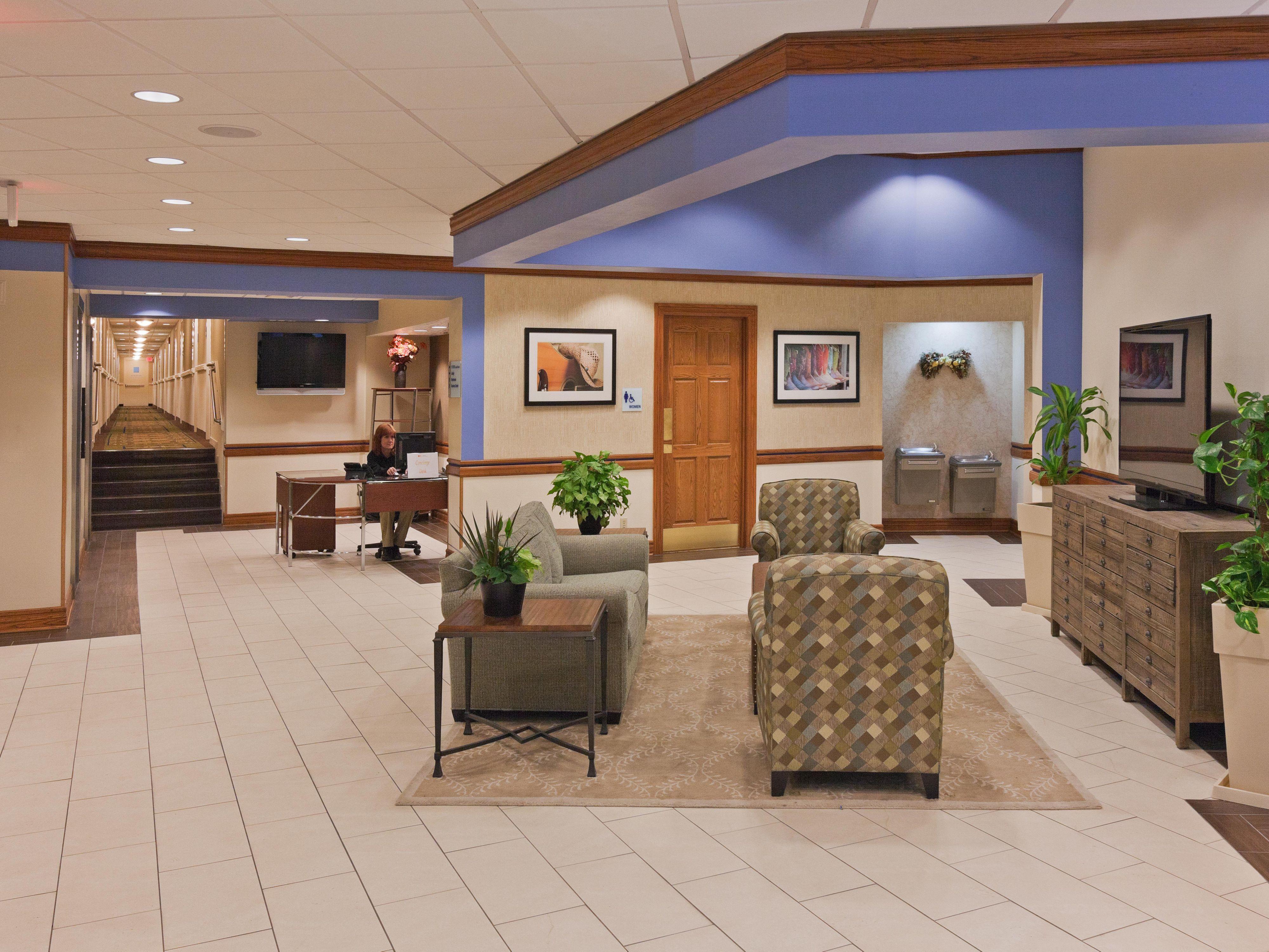 Holiday Inn Express Allin Aultman Hall On Fort Sill An