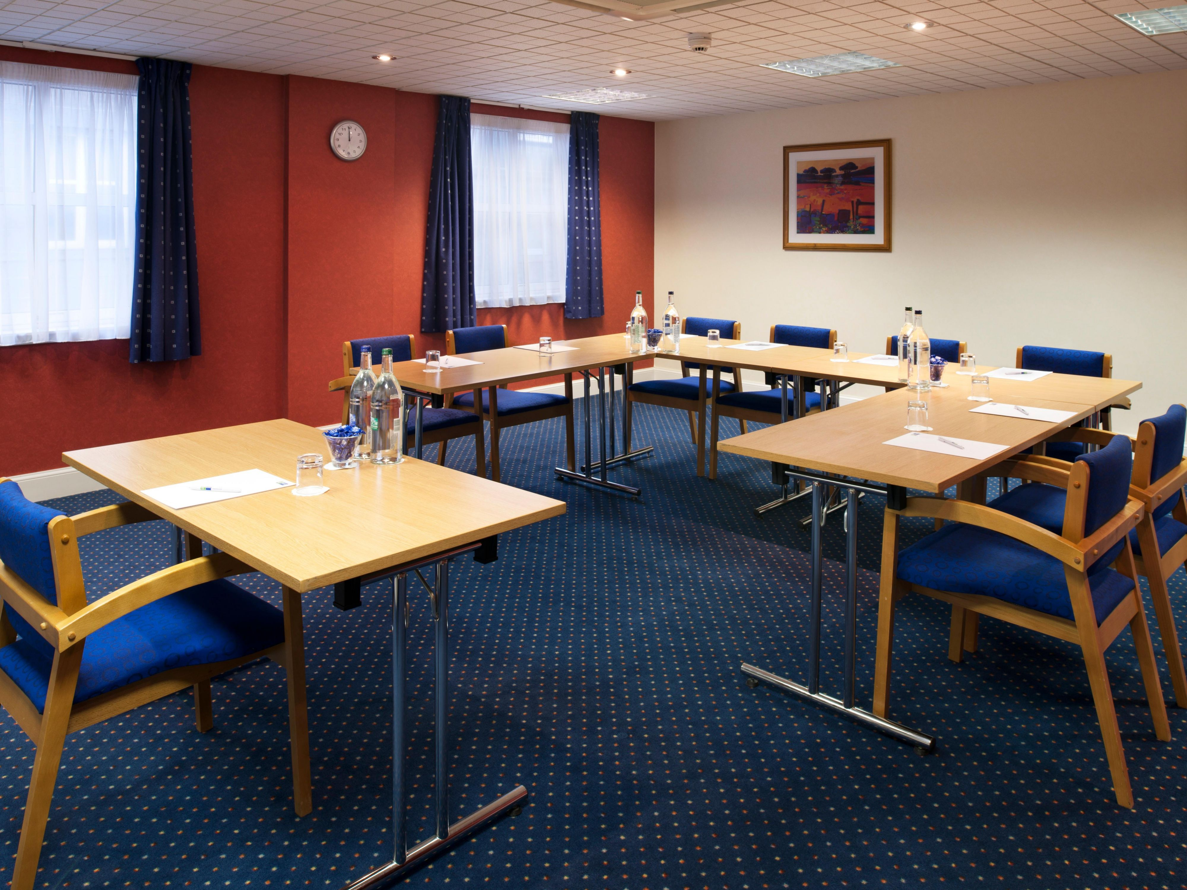 Ask about our all-inclusive meeting packages