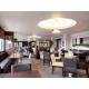 Great Room Breakfast area at Holiday Inn Express-AECC