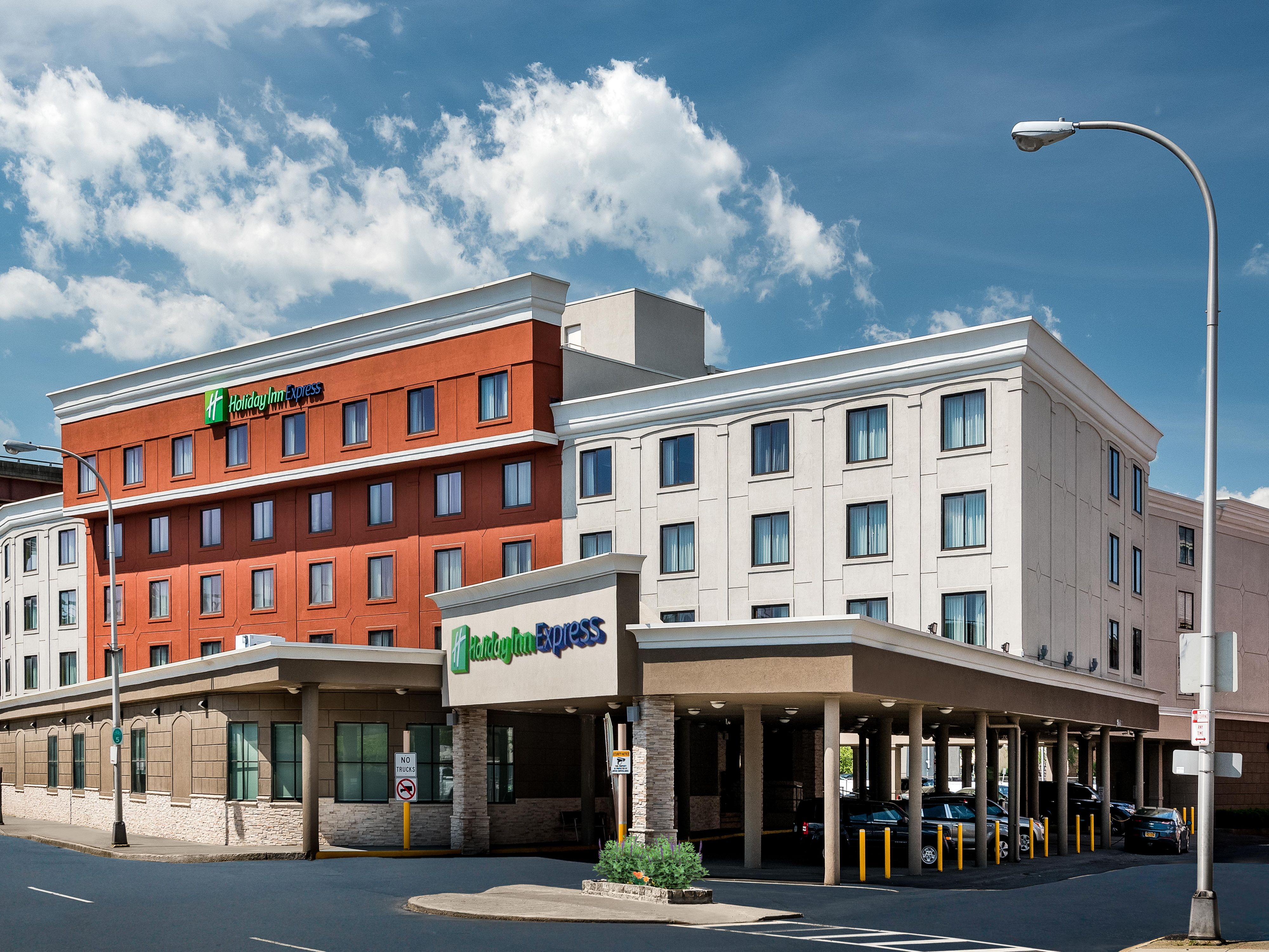 Holiday Inn Express Albany - Downtown Hotel by IHG