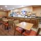 Breakfast Area To Enjoy Complimentary Hot Breakfast Bar