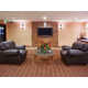 Holiday Inn Express Lobby and Conversation Area
