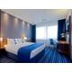 Hotelkamer met één 2-persoons bed (Double)