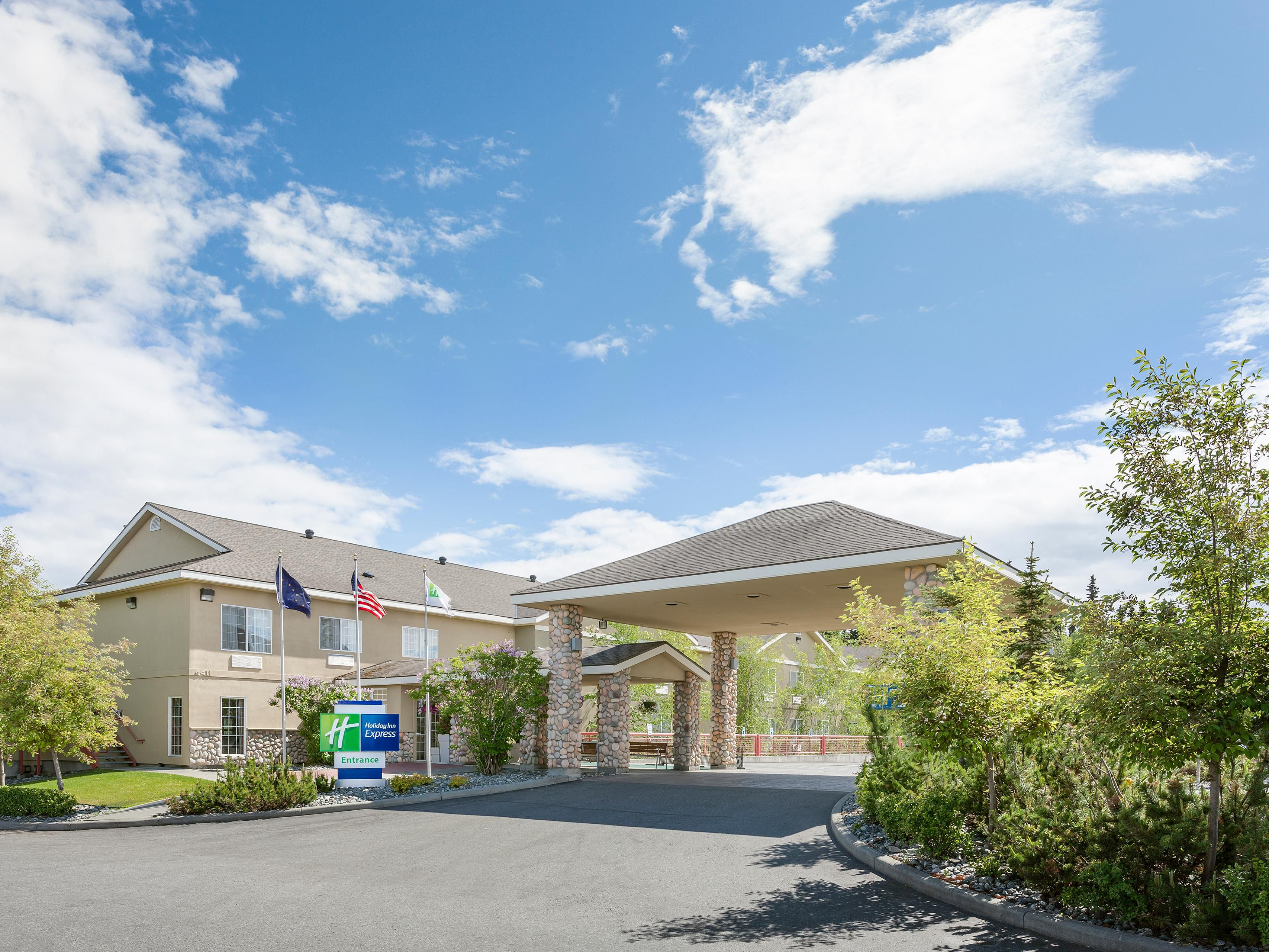 Holiday Inn Express Hotel Anchorage