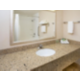 King Suite Bathroom with jetted tub