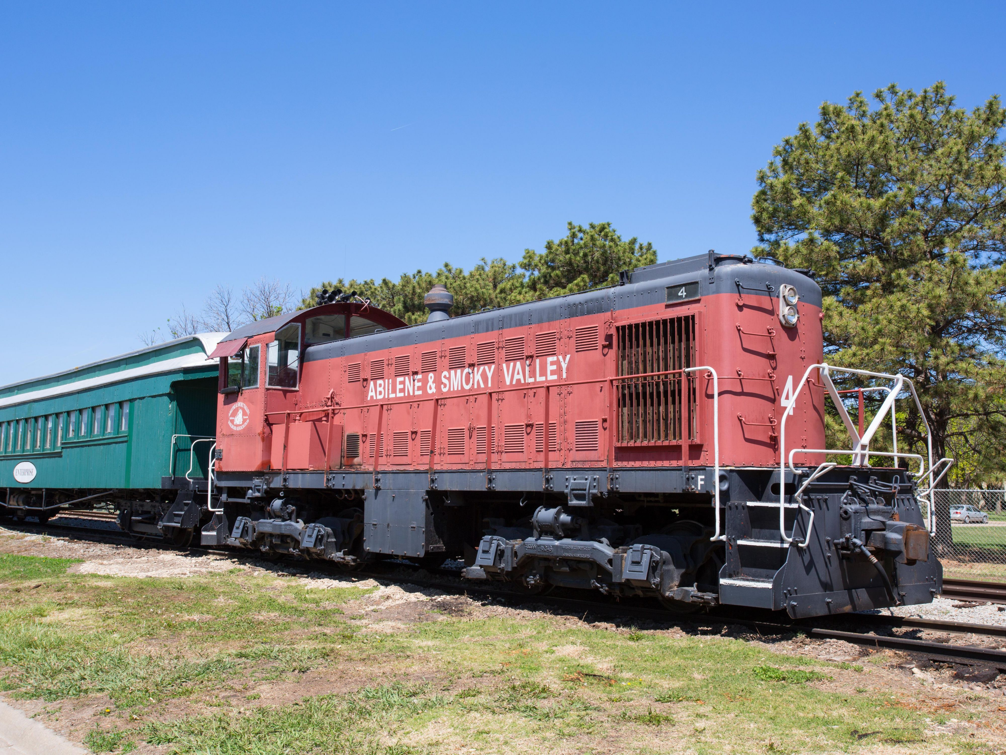 Smokey Valley Railroad