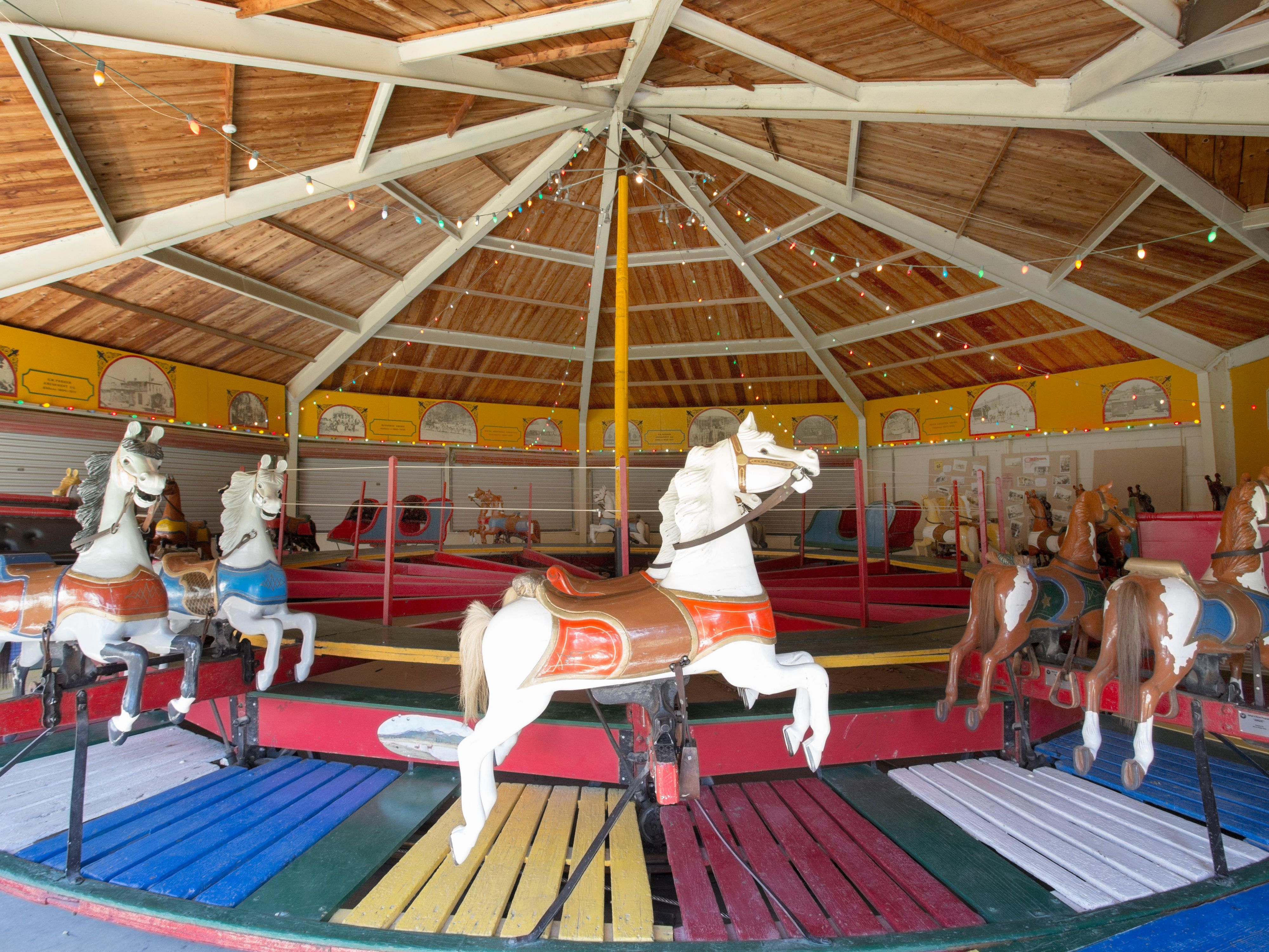Heritage Center Carousel