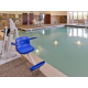 Our ADA pool lift is available