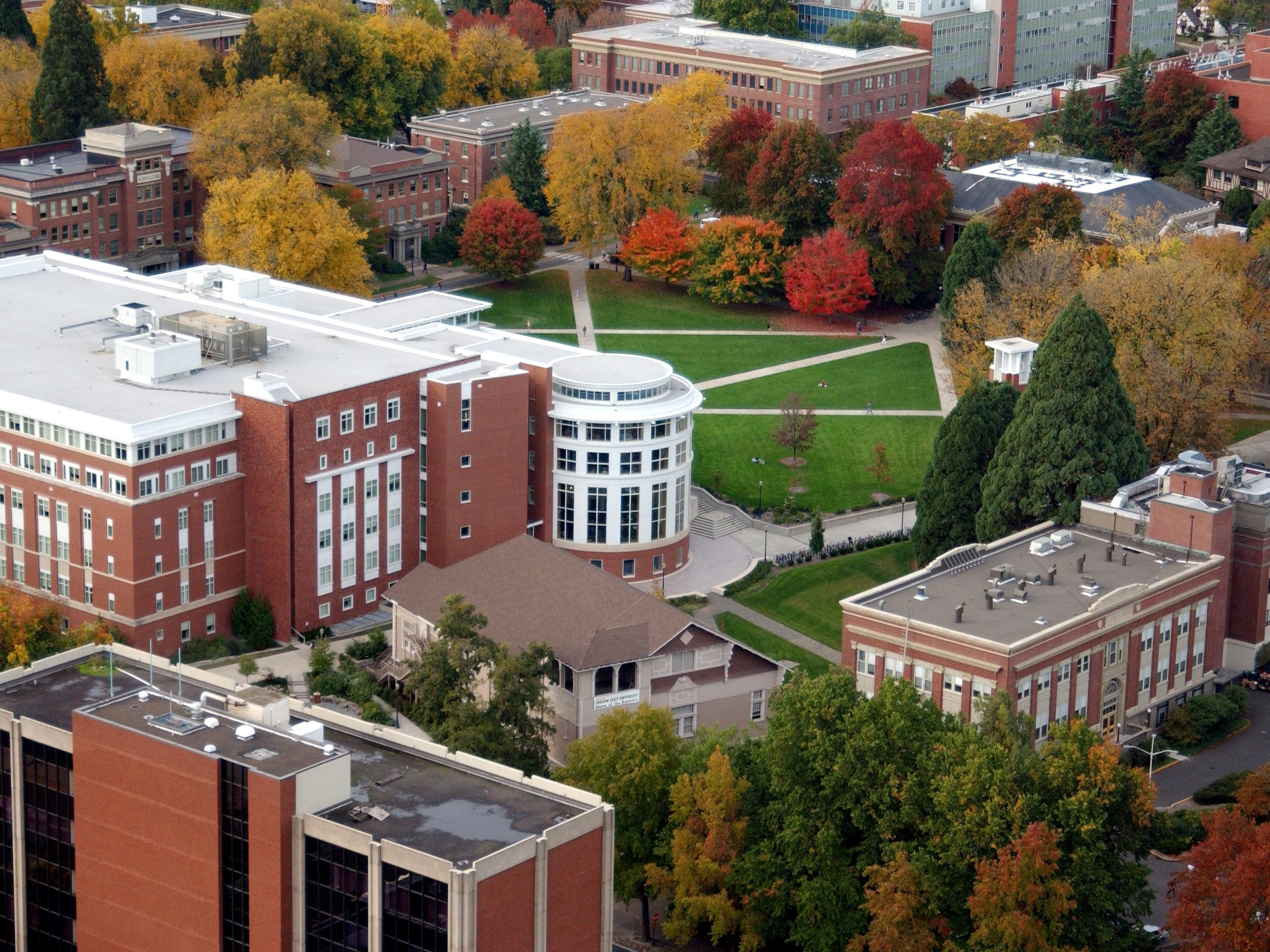 Great location for visiting students at Oregon State University