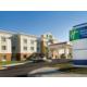 Holiday Inn Express Alexandria - Ft. Belvoir Entrance