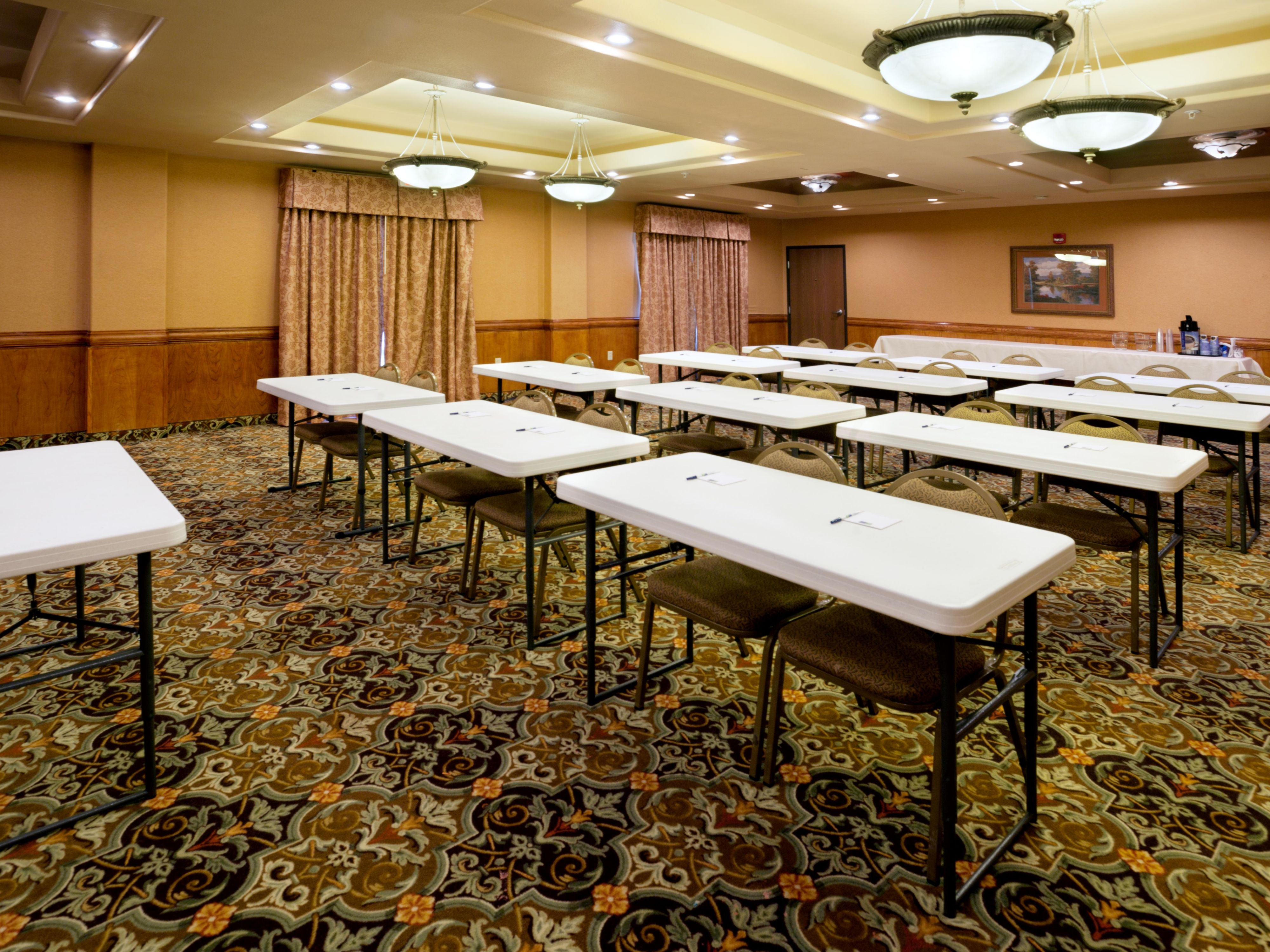 Holiday Inn Express Alice 500 Sq Feet Meeting Room