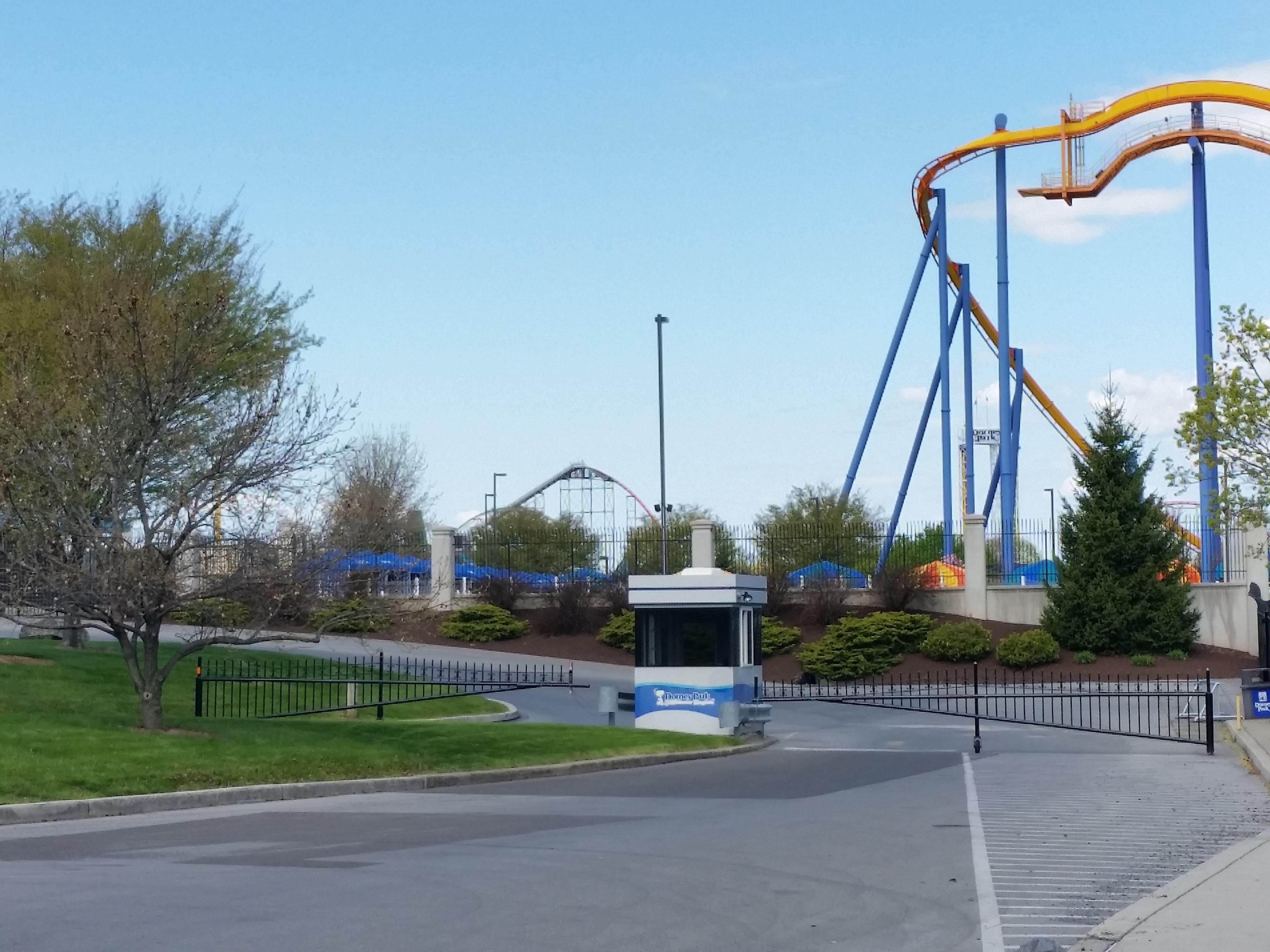 Dorney Park Wildewater Kingdom