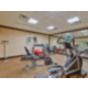 Work out at our fully-equipped Fitness Center