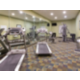 Our fitness center will help keep you fit while traveling.