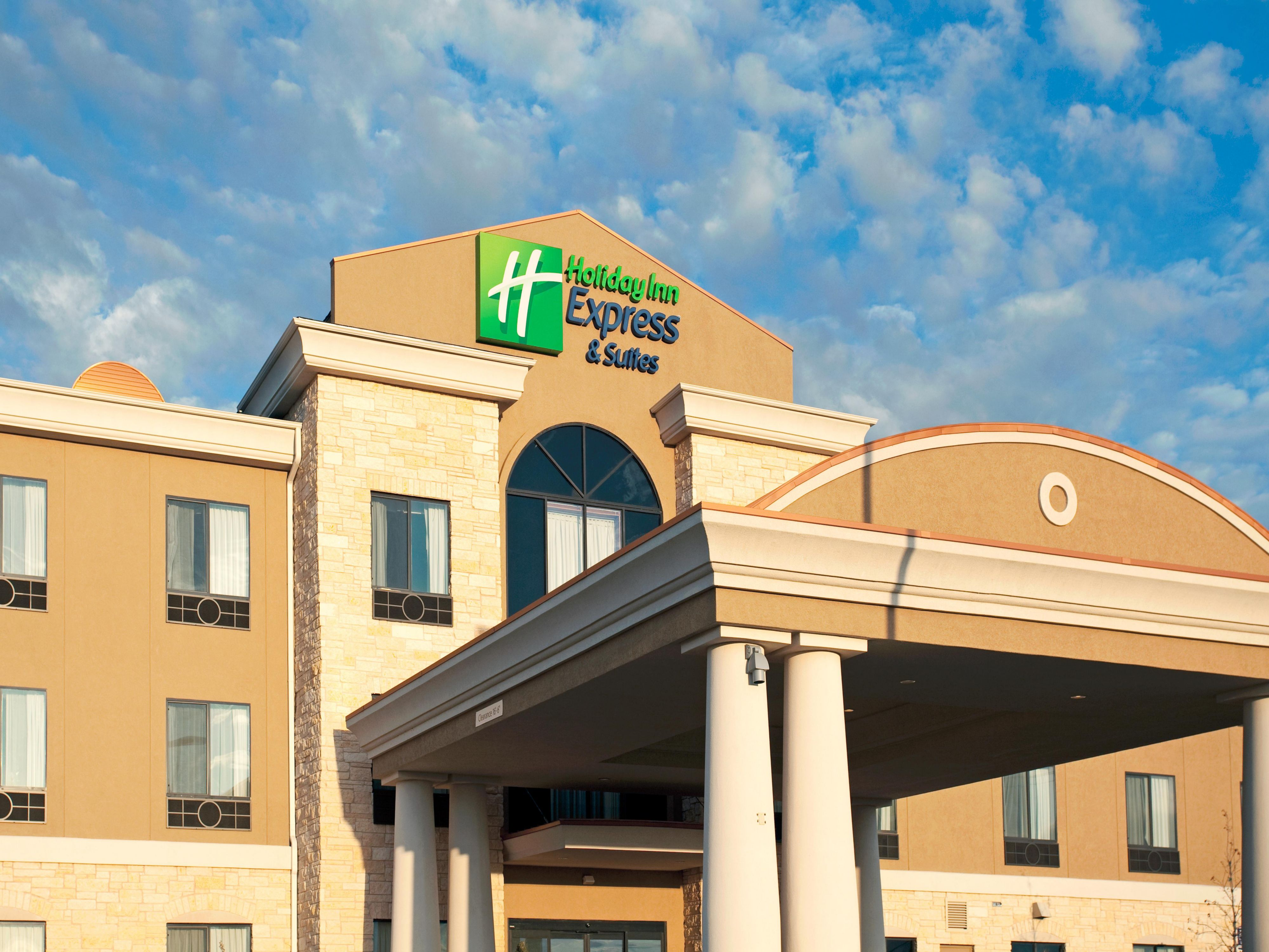 Welcome to Holiday Inn Express & Suites Amarillo South