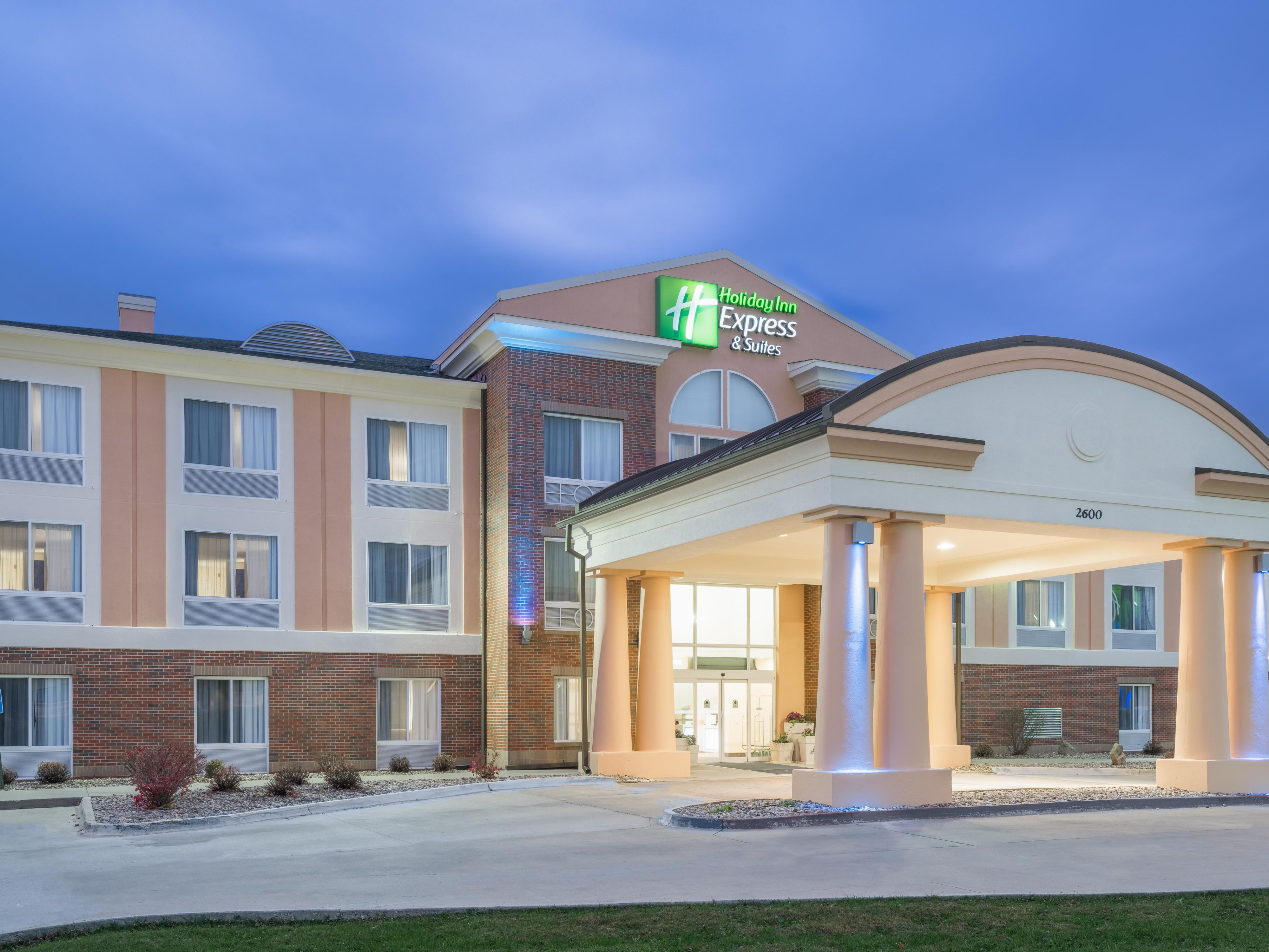 Holiday Inn Express U0026 Suites Ames Hotel By IHG